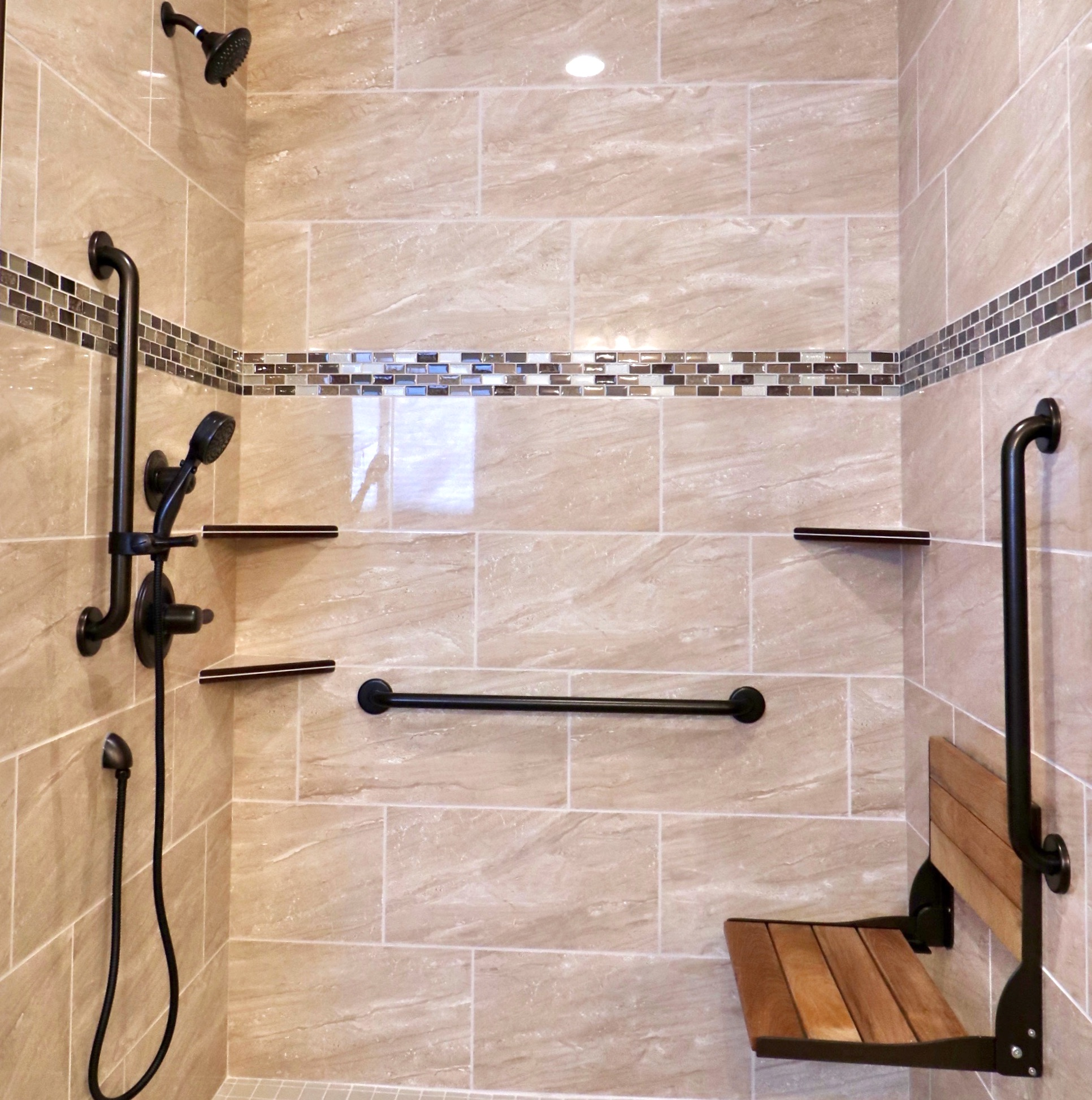 Grab Bars for Bathrooms | Disability Remodeling
